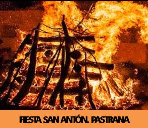 17 de enero, fiesta en honor a San Antón en Pastrana.