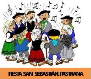 18-20 de enero, fiestas en honor a San Sebastián en Pastrana; ronda de los mozos.