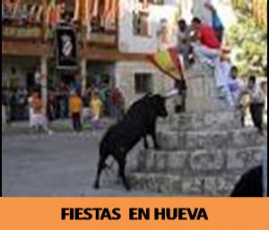 13 -14 de septiembre.Fiestas del Cristo de la Fe en nuestro pueblo, Hueva.