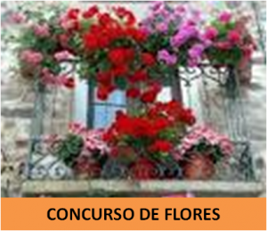 20 mayo-30 junio. II Concurso de Flores en Balcones y Ventanas
